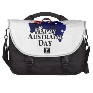Happy Australia Day Computer Bag