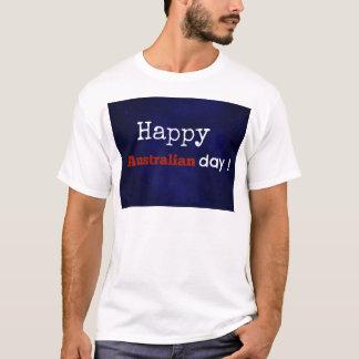 happy australianday_1.jpg T-Shirt