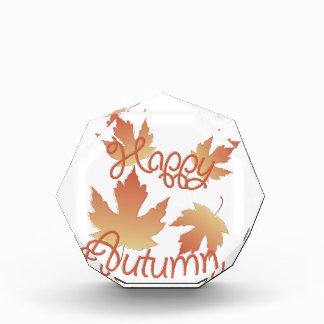 Happy Autumn Award