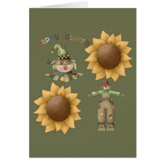 Happy Autumn Card