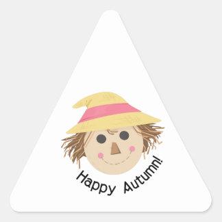 Happy Autumn Sticker