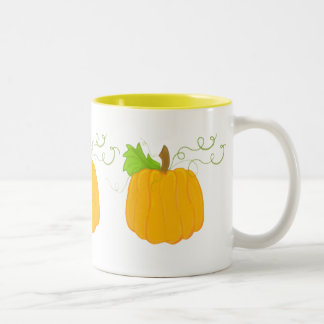 Happy Autumn Two-Tone Coffee Mug