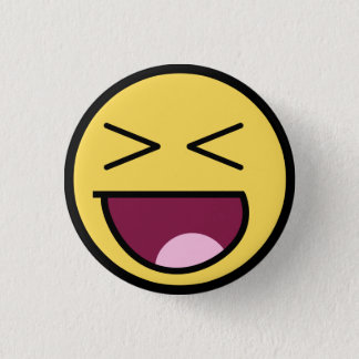 Happy Awesome Face Button