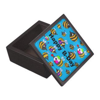 Happy B-Day Gift Box