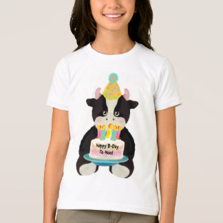 Happy B-Day To Moo! T-Shirt