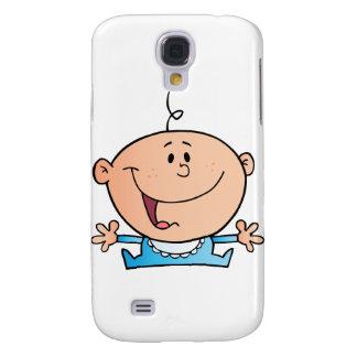 Happy Baby Boy Samsung Galaxy S4 Covers