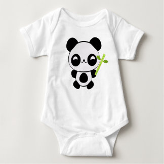 Happy Baby Panda Infant Creeper