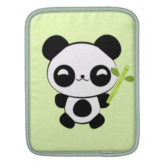 Happy Baby Panda iPad Sleeve