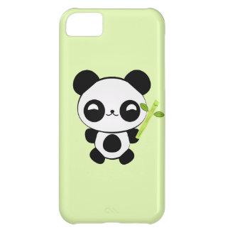 Happy Baby Panda iPhone Case