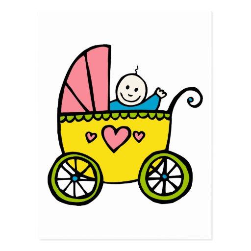 Happy Baby Postcards