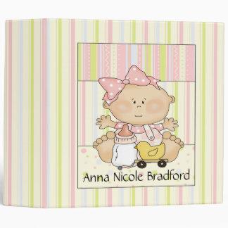 Happy Baby Stripes Album Binders