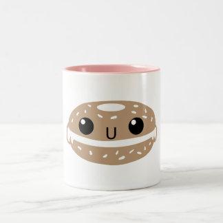 Happy Bagel Mug