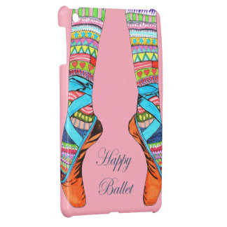 HAPPY BALLET COVER FOR THE iPad MINI