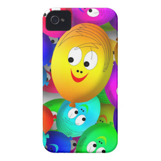 happy balloons iPhone 4 covers