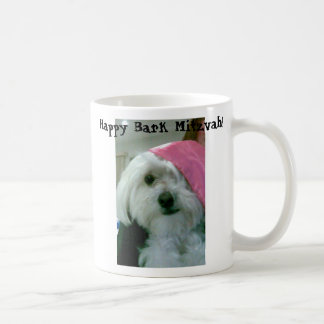 Happy Bark Mitzvah! Coffee Mug