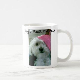 Happy Bark Mitzvah Mug