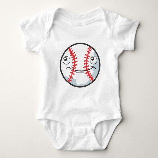Happy Baseball Sports Ball Shirts