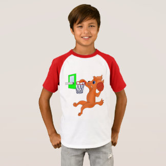 Happy Basketball by The Happy Juul Company T-Shirt