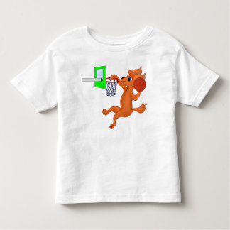 Happy Basketball by The Happy Juul Company Toddler T-shirt