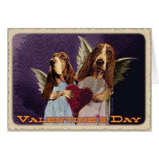 Happy Bassentine's Day Card