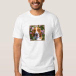 Happy Basset Hound T-shirts
