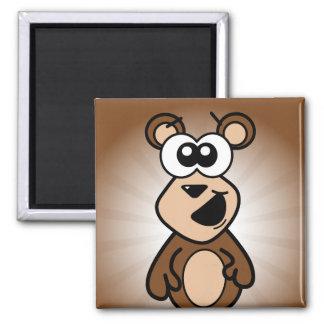 Happy Bear Magnet