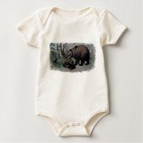 Happy Bears Baby Bodysuit