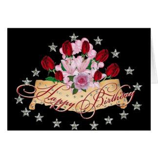 Happy Beautful Birthday!- Greeting Card