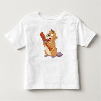 Happy Beaver Toddler T-shirt