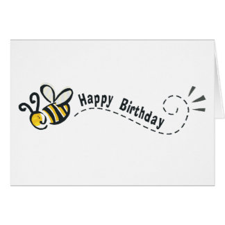 Happy Bee Birthday! Card
