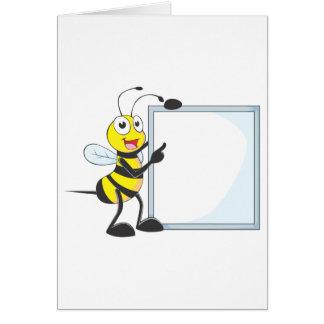 Happy Bee Card