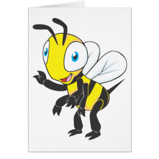Happy Bee Cards
