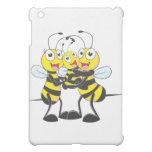 Happy Bee Family Case For The iPad Mini