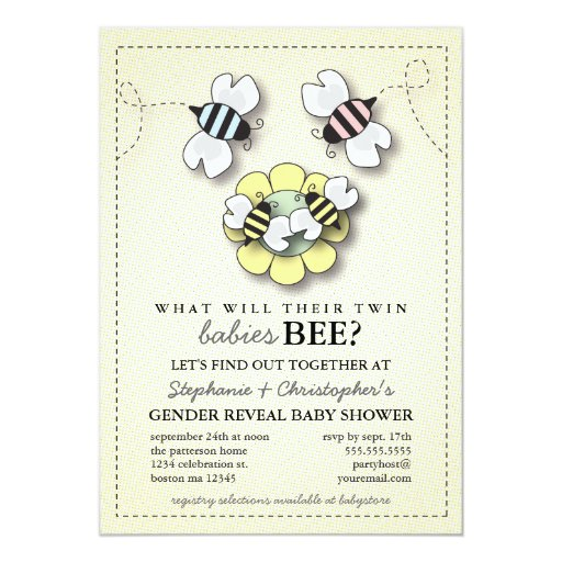 Gender Neutral Baby Shower Invites as nice invitations design