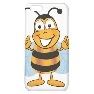 Happy Bee i phone 4 case iPhone 5C Covers