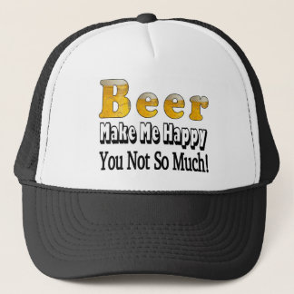 Happy Beer Hat
