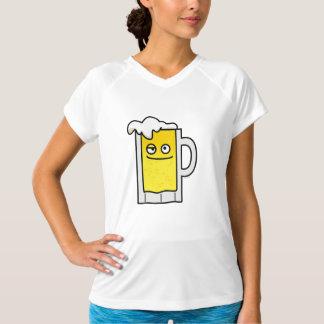 Happy Beer Mug - Brewed Alcohol Funny T-Shirt