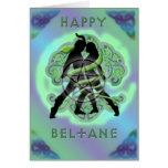Happy Beltane Card