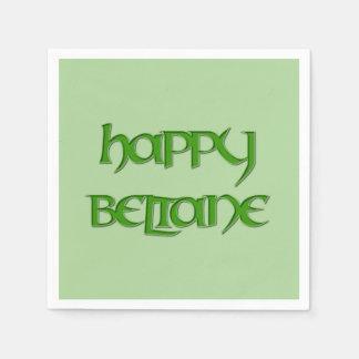 Happy Beltane Cocktail Napkins (Standard)