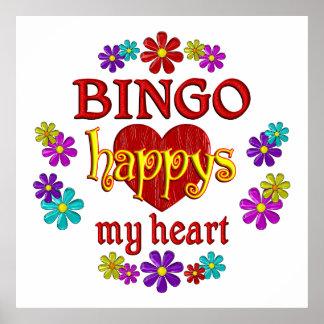 Happy BINGO Print