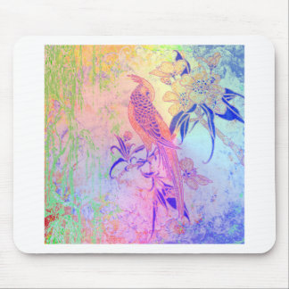 Happy Bird Mouse Pad