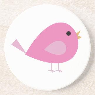 Happy Birdie Drink Coaster