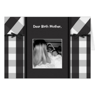 Happy Birth Mom's Day! Card