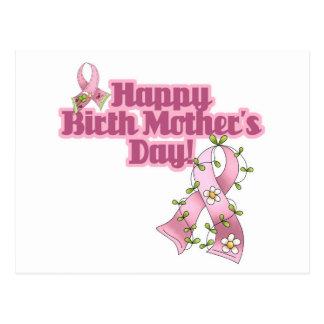 Happy Birth Mothers Day Postcard