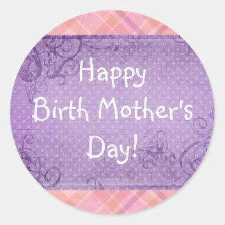 Happy Birth Mother's Day sticker