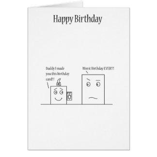 Happy Birthday 1 Cards
