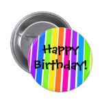 Happy Birthday! 2 Inch Round Button