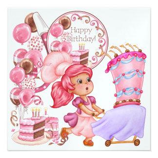 Happy Birthday 2 - SRF Personalized Invites