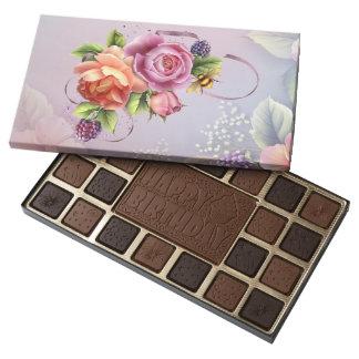 Happy Birthday 45 Piece Assortment 45 Piece Box Of Chocolates