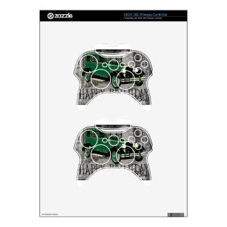 Happy-Birthday #5 Xbox 360 Controller Skins